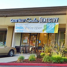 Castro Valley Smiles Dentistry store front thumb
