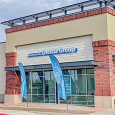 Towne Center Dental Group and Orthodontics store front thumb