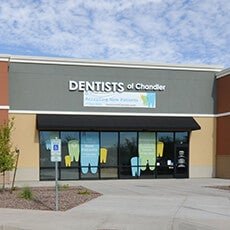 Dentists of Chandler store front thumb
