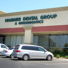 Hamner Dental Group and Orthodontics store front thumb