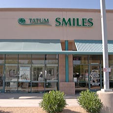 Tatum Smiles Dentistry store front thumb