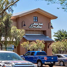 Queen Creek Smiles Dentistry and Orthodontics store front thumb