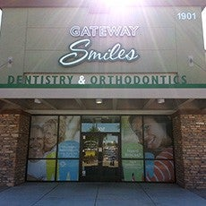 Gateway Smiles Dentistry and Orthodontics store front thumb
