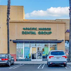 Pacific Harbor Dental Group and Orthodontics store front thumb