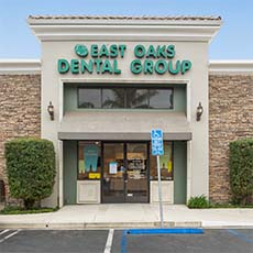East Oaks Dental Group store front thumb