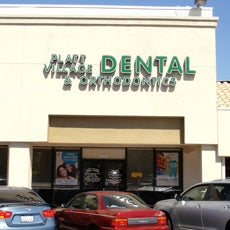 Platt Village Dental Group and Orthodontics store front thumb