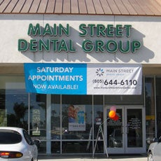 Main Street Dental Group store front thumb