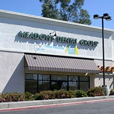 Meadows Dental Group store front thumb
