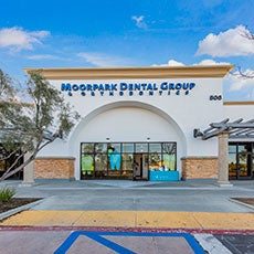Moorpark Dental Group and Orthodontics store front thumb
