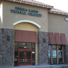 Sierra Lakes Dental Group and Orthodontics store front thumb