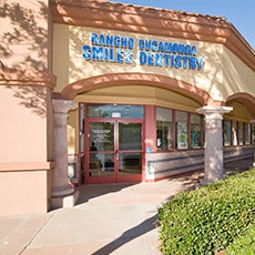 Rancho Cucamonga Smiles Dentistry store front thumb