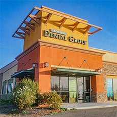 Crossing Dental Group and Orthodontics store front thumb