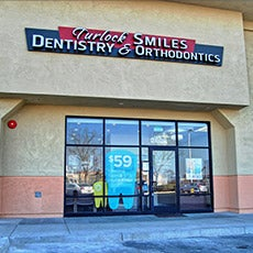 Turlock Smiles  Dentistry and Orthodontics store front thumb