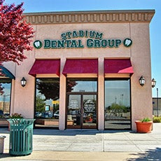 Stadium Dental Group and Orthodontics store front thumb