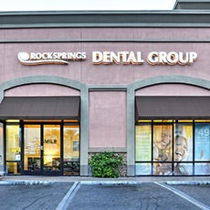 Rocksprings Dental Group store front thumb