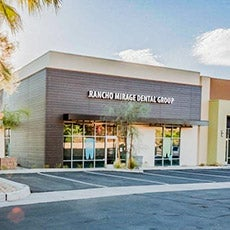 Rancho Mirage Dental Group store front thumb