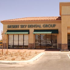 Desert Sky Dental Group and Orthodontics store front thumb