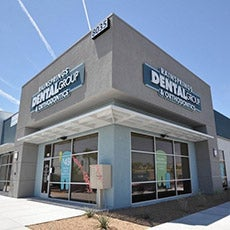 Rainsprings Dental Group and Orthodontics store front thumb