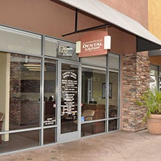 Canyon Pointe Dental Group and Orthodontics store front thumb