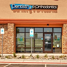 Reno Smiles Dentistry and Orthodontics store front thumb