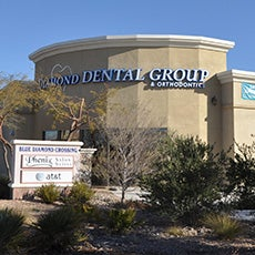 Diamond Dental Group and Orthodontics store front thumb