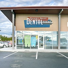 Prescott Valley Dental Group store front thumb