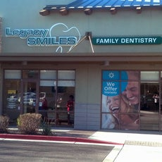Legacy Smiles Dentistry store front thumb