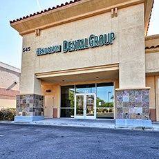 Henderson Dental Group and Orthodontics store front thumb