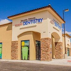 Spanish Springs Modern Dentistry store front thumb