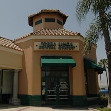 Yorba Linda Dental Group and Orthodontics store front thumb
