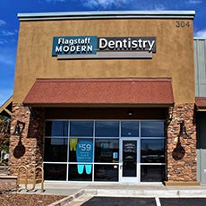 Flagstaff Modern Dentistry store front thumb