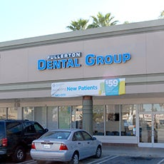 Fullerton Dental Group store front thumb
