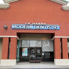 La Habra Modern Dentistry and Orthodontics store front thumb