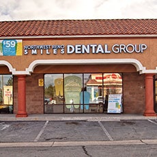 Northwest Reno Smiles Dental Group store front thumb