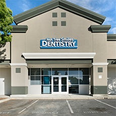 Nut Tree Smiles Dentistry and Orthodontics Dental Group store front thumb