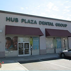 Hub Plaza Dental Group and Orthodontics store front thumb