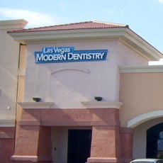 Las Vegas Modern Dentistry and Orthodontics store front thumb