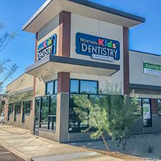 Norterra Kids' Dentistry & Orthodontics store front thumb