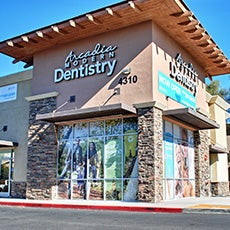 Arcadia Modern Dentistry store front thumb