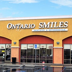 Ontario Smiles Dentistry and Orthodontics store front thumb