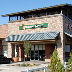 Peach Tree Dental Group and Orthodontics store front thumb