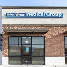 Union Village Medical Group store front thumb
