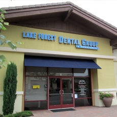 Lake Forest Dental Group and Orthodontics store front thumb