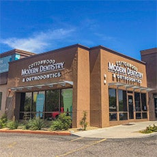 Cottonwood Modern Dentistry and Orthodontics store front thumb