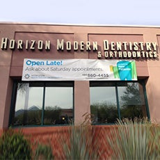 Horizon Modern Dentistry and Orthodontics store front thumb