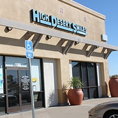 High Desert Smiles Dentistry store front thumb