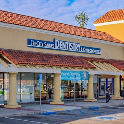 Tri-City Smiles Dentistry and Orthodontics store front thumb