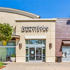 Pleasant Hill Smiles Dentistry store front thumb