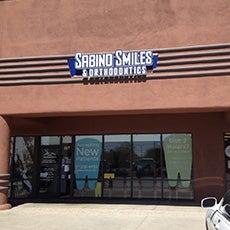 Sabino Smiles Dentistry store front thumb