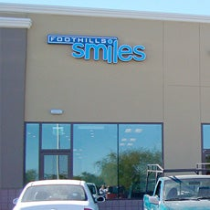 Foothills Smiles  and Orthodontics store front thumb